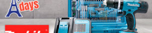 French Days Makita : perceuse et 101 accessoires