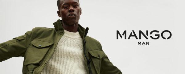 MANGO homme : tenues et accessoires