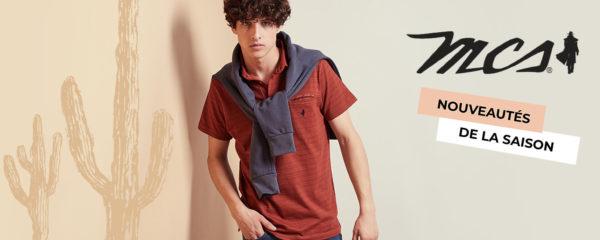 La mode selon MCS : nouveautés