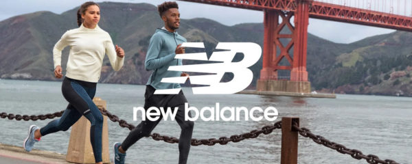 New Balance : textile et accessoires sportifs