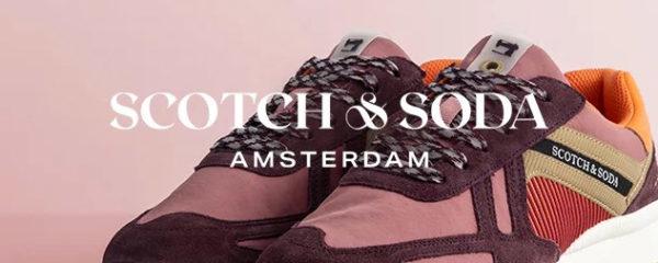 Chaussures Scotch & Soda