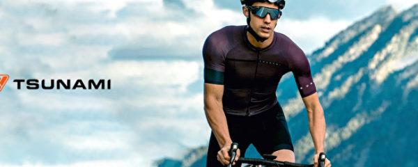 Textile et accessoires cyclisme TSUNAMI