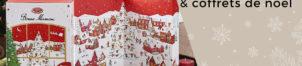 Calendrier de l'Avent & coffrets de Noël