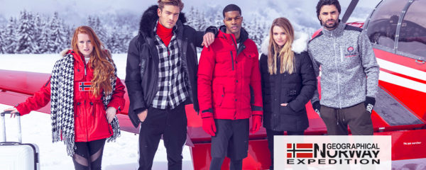 Geographical Norway : mode familiale Outdoor