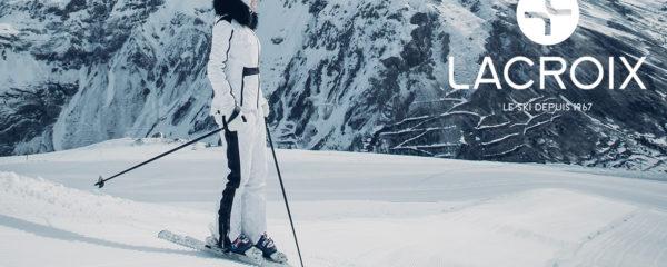 Lacroix part skier. Et vous ?