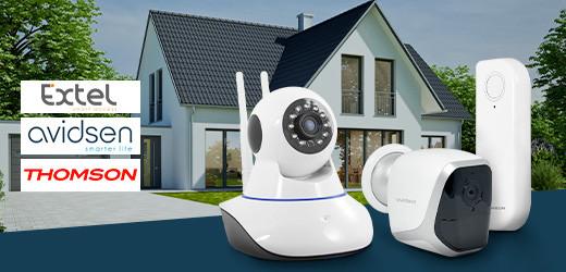 Vente privee caméras de surveillance