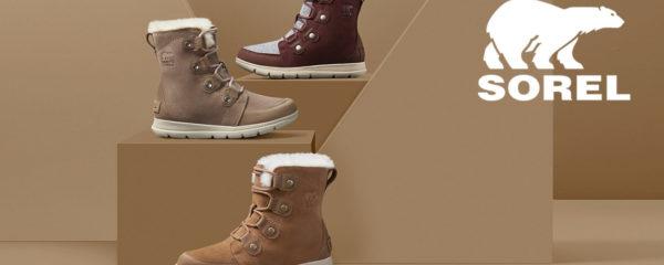Les chaussures venant du froid SOREL