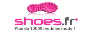 Soldes Chaussures jusqu'à -60% sur Shoes.fr