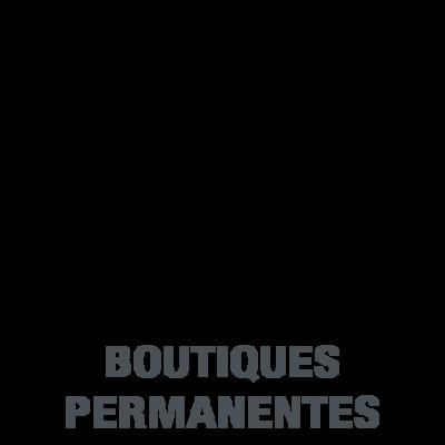Vente privee Boutiques Permanentes